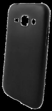 Купити Чохол GlobalCase TPU Extra Slim Matte Samsung Galaxy J1 Black