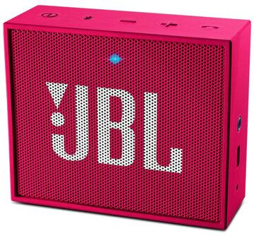 Купить Акустическая система  JBL GO Pink