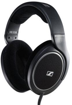 Купить Наушники Sennheiser HD 558 Black