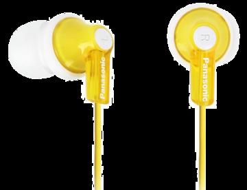 Купить Наушники Panasonic RP-HJE118GU-Y Yellow