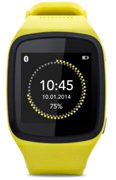 Купить Смарт-часы MyKronoz ZeSplash Yellow