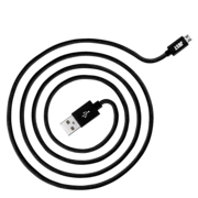 Купить JUST Copper Micro USB Cable 1,2M Black