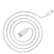 Купить JUST Copper Micro USB Cable 1.2M Silver