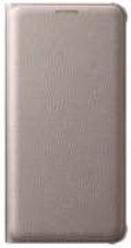 Купить Чехол Samsung Flip Wallet EF-WA710PFEGRU Gold для Galaxy A7 (2016)