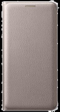 Купити Чохол Samsung Flip Wallet EF-WA310PFEGRU Gold для Galaxy A3 (2016)