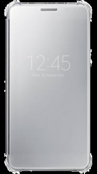 Купить Чехол Samsung Clear View EF-ZA710CSEGRU Silver для Galaxy A7 (2016)
