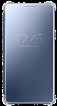 Купить Чехол Samsung Clear View EF-ZA710CBEGRU Black для Galaxy A7 (2016)