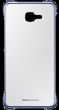 Купить Чехол Samsung Clear Cover EF-QA710CBEGRU Black для Galaxy A7 (2016)