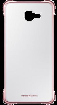 Купить Чехол Samsung Clear Cover EF-QA710CZEGRU Pink Gold для Galaxy A7 (2016)