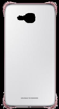 Купить Чехол Samsung Clear Cover EF-QA510CZEGRU Pink Gold для Galaxy A5 (2016)
