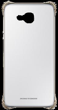 Купить Чехол Samsung Clear Cover EF-QA510CFEGRU Gold для Galaxy A5 (2016)