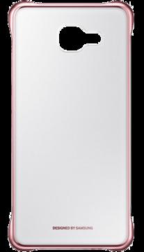 Купити Чохол Samsung Clear Cover EF-QA310CZEGRU Pink Gold для Galaxy A3 (2016)