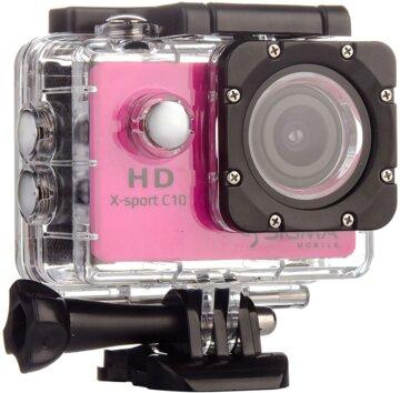 Купить Экшн-камера Sigma mobile X-sport C10 Pink