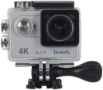 Купить Экшн-камера Bravis A1 Silver