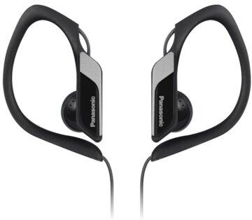 Купить Наушники Panasonic RP-HS34E-K Black