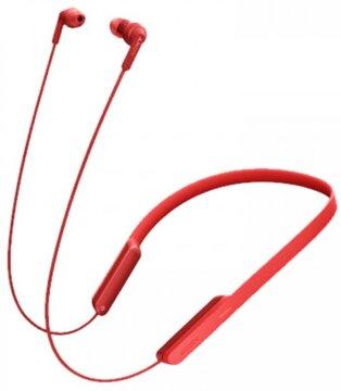 Купить Наушники Sony MDR-XB70BT Red
