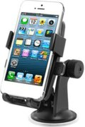 Купить Автодержатель iOttie Easy One Touch Universal Car Mount Holder Black