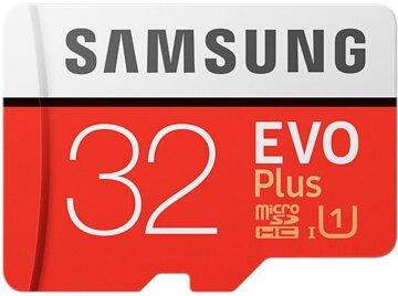 Купити Карта пам'яті microSDHC 32GB Samsung EVO Plus Class 10 UHS-I U1 MB-MC32GA/RU