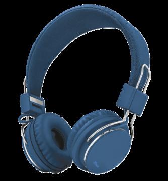 Купити Навушники TRUST Urban Ziva Foldable Blue