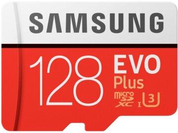 Купити Карта пам'яті microSDXC 128GB Samsung EVO Plus Class 10 UHS-I U3 MB-MC128GA/RU