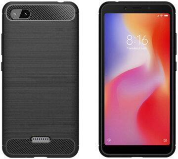 Купить Чехол GlobalCase Leo для Xiaomi Redmi 6A Black